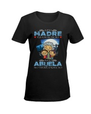 ABUELA Ladies T-Shirt women-premium-crewneck-shirt-front