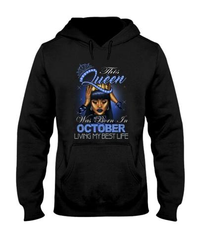 OCTOBER QUEEN