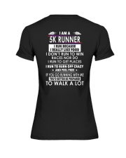 RUNNER 5K Premium Fit Ladies Tee thumbnail
