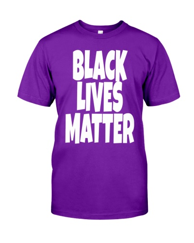 BLM - Distressed Black Lives Matter T-Shirt