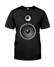 Speaker Classic T-Shirt front