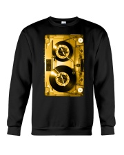 Turntable cassette - Gold version Crewneck Sweatshirt thumbnail