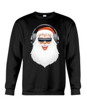 Santa DJ Crewneck Sweatshirt thumbnail
