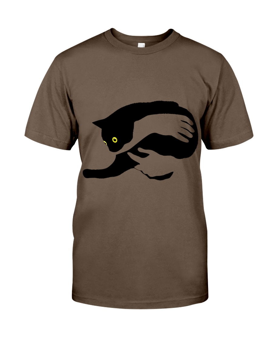 Keep your cats in your arms Classic T-Shirt