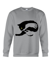 Keep your cats in your arms Crewneck Sweatshirt thumbnail