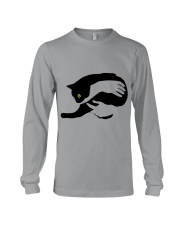 Keep your cats in your arms Long Sleeve Tee thumbnail