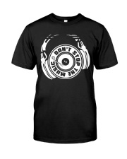 Don't Stop The Music Classic T-Shirt front
