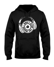 Don't Stop The Music Hooded Sweatshirt thumbnail