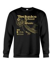 Music Gold Crewneck Sweatshirt thumbnail