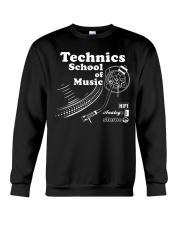 Technics School Of Music Crewneck Sweatshirt thumbnail