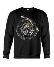 DJ Warrior Crewneck Sweatshirt thumbnail