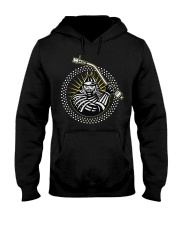 DJ Warrior Hooded Sweatshirt thumbnail