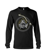 DJ Warrior Long Sleeve Tee thumbnail