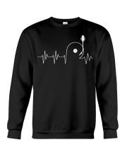 DJ's Heartbeat Crewneck Sweatshirt thumbnail
