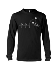 DJ's Heartbeat Long Sleeve Tee thumbnail