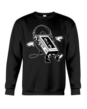 Cassette walking - For DJ Crewneck Sweatshirt thumbnail