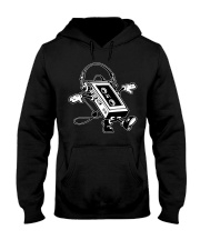 Cassette walking - For DJ Hooded Sweatshirt thumbnail