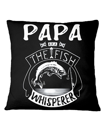 PAPA THE FISH WHISPERER TEE AND HOODIES