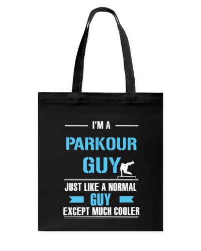 CUTE IM A COOL PARKOUR GUY BEST FUNNY GIFT IDEAL