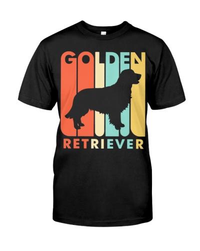 CUTE GOLDEN RETRIEVER BEST COOL GIFT
