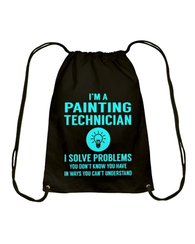 CUTE IM A PAINTING TECHNICIAN SOLVE PROBLEMS