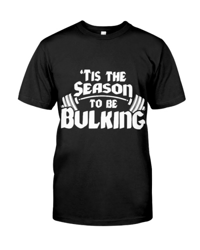 WEIGHT LIFTING TIS THE SEASON FUNNY CUTE GIFT