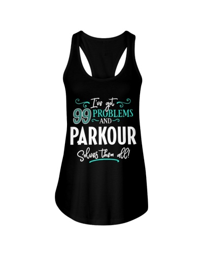 CUTE FUNNY PARKOUR GIFT FOR MEN AND WOMEN
