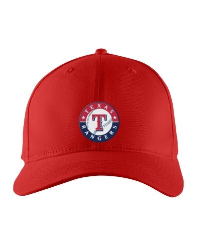 Texas Ranger Logo Embroidered Hat