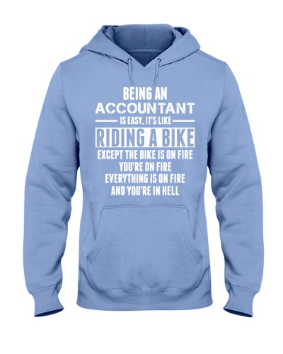 being an accountant tshirts