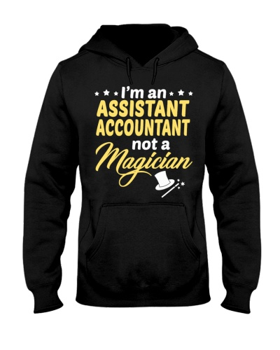 assistant accountant not a magician