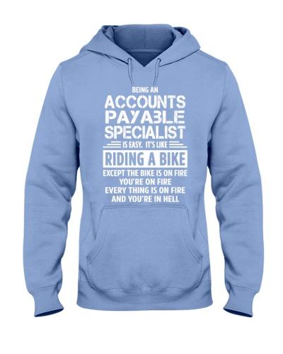 accounts payable specialist shirt