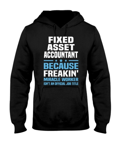 fixed asset accountant because freakin