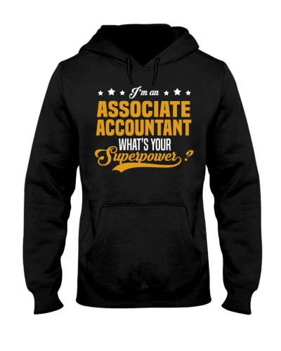 I am an associate accountant