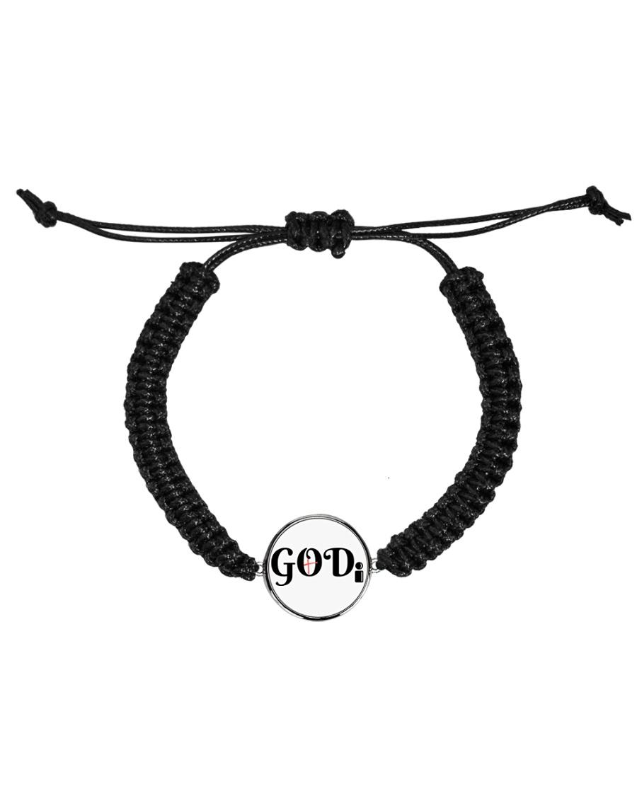 GODi Cord Circle Bracelet