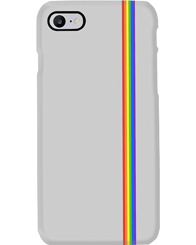 LGBT FLAG phone case