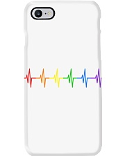 LGBT Heart Rate Phone Case Phone Case thumbnail