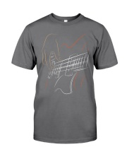 Guitar Play  Premium Fit Mens Tee front