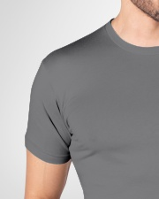 Guitar Play  Premium Fit Mens Tee garment-premium-fit-men-tee-detail-front-neck-01