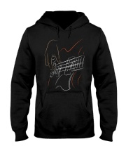 Guitar Play  Hooded Sweatshirt tile