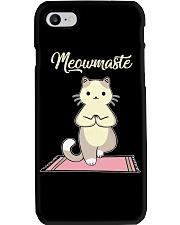 Cat Yoga Phone Case thumbnail