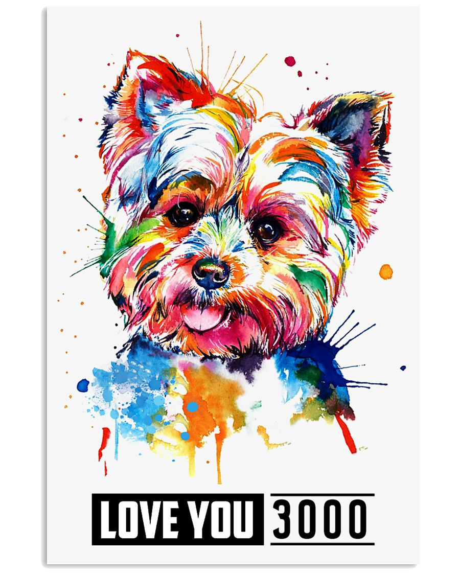 Yorkshire Art 11x17 Poster