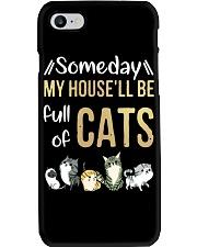 Cat Full Of Phone Case thumbnail