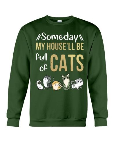Cat Full Of