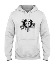 Just Be King Hooded Sweatshirt thumbnail