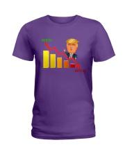 Trump Mug Ladies T-Shirt thumbnail