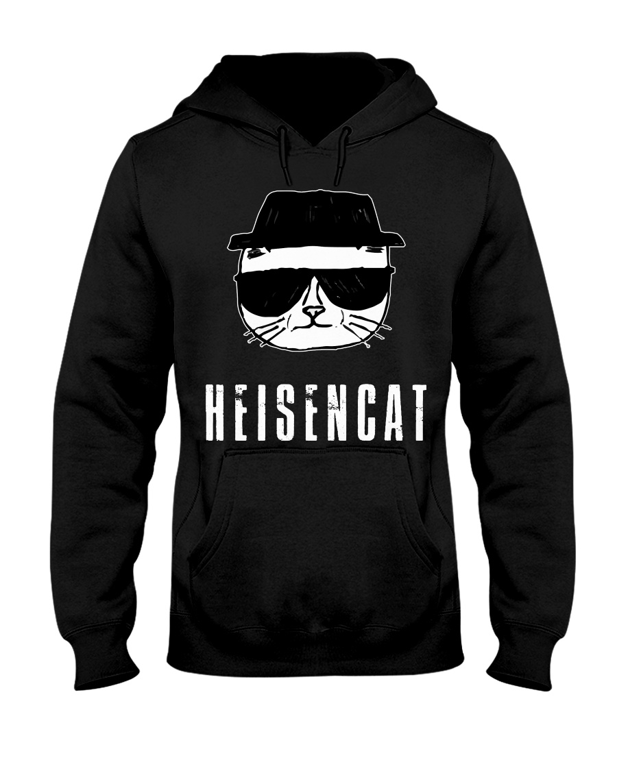 TShopx HeisenCat Hooded Sweatshirt