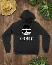 TShopx HeisenCat Hooded Sweatshirt lifestyle-unisex-hoodie-front-7