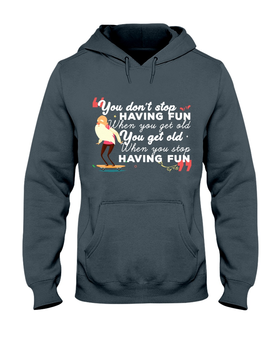 TShopx Funny Quotes Shirt Plus Size Unisex Hooded Sweatshirt