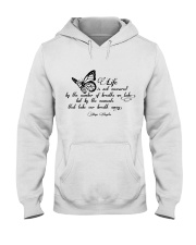Life Quotes Hooded Sweatshirt tile