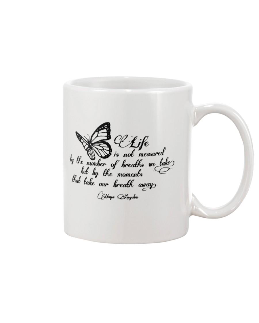 Life Quotes Mug